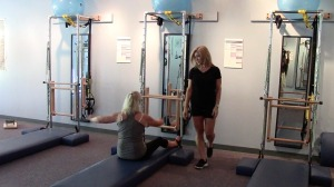 Pilates Private instruction